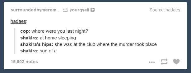 The 25 Weirdest Things That Have Happened On Late Night Tumblr
