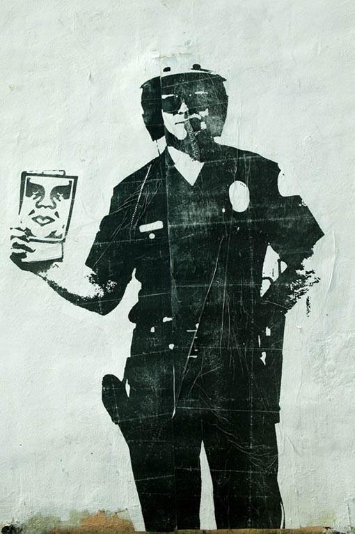 Dario Piacentini Photographer - Policeman