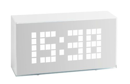 TFA 60.2012 Time Block Digital Alarm Clock Buy this and much more home & living products at http://www.woonio.co.uk/p/tfa-60-2012-time-block-digital-alarm-clock/