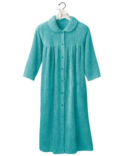 chenille robes | National Chenille Gripper Robe $44.95 (save $10.00) | Sleepwear