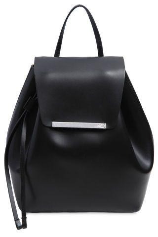 18 Best Back to School Backpacks: Black Out; N. 21 backpack for a sleek cool-girl look.