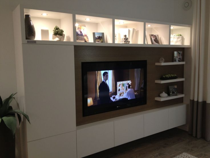 23 best images about wandmeubel on pinterest - Tv wall units ikea ...