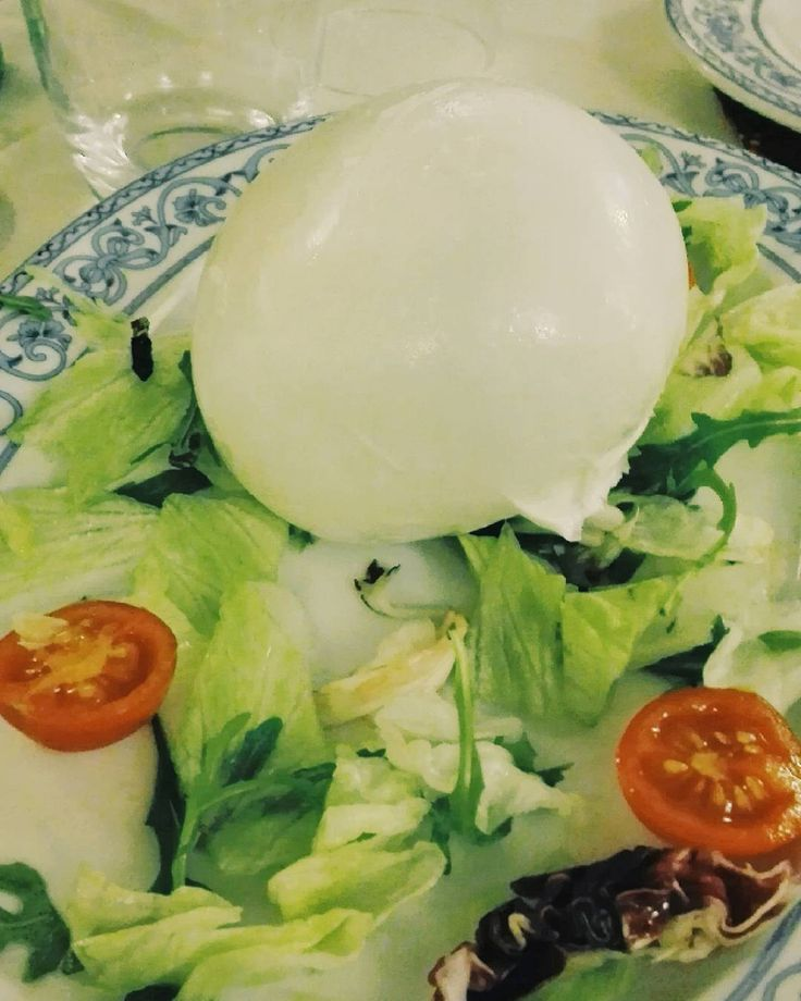 #mozzarella di #bufala campana #igersnapoli #italianfood