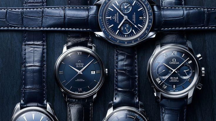 OMEGA Uhren: Schweizer Luxus-Uhrenmanufaktur
