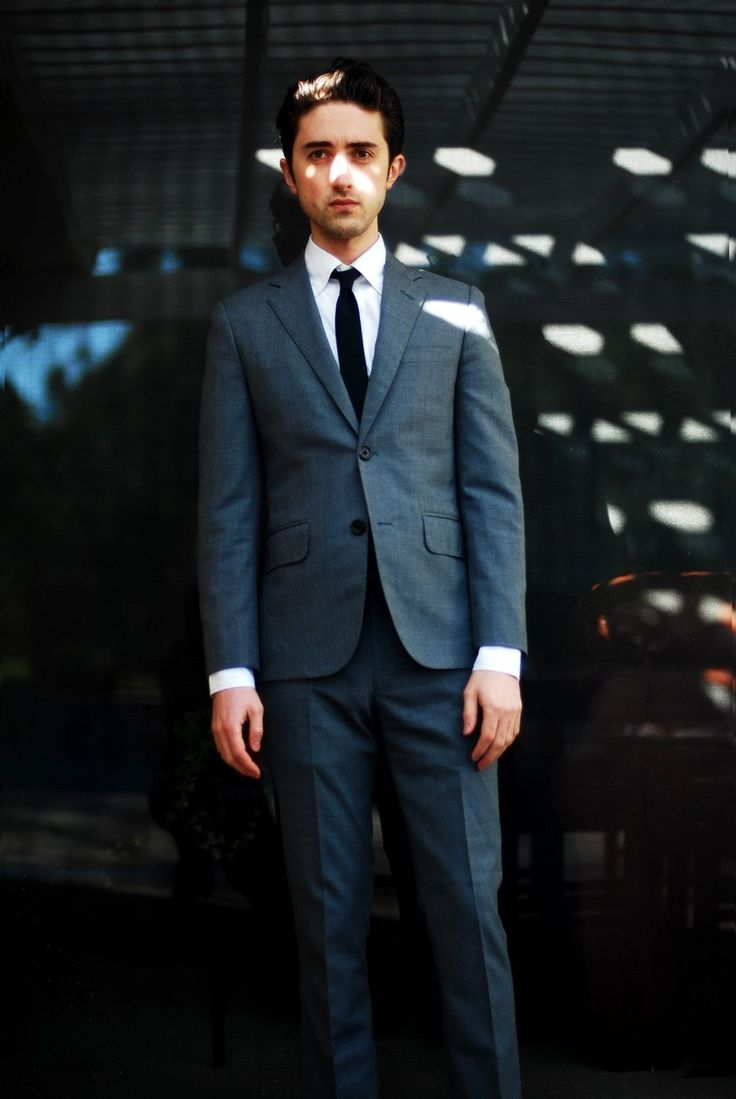 What a difference a TAILORED suit makes!: Men Bespoke, Brooklyn Tailored,  Suits Of Clothing, Men Style, Bespoke Suits, Custom Suits, Men Suits, Bespoke Clothing, Dapper Gentlemen