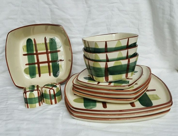 Gay dinnerware