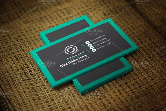 Greeo Business Card Template Business Cards Creative Templates Business Card Template Design Business Card Template