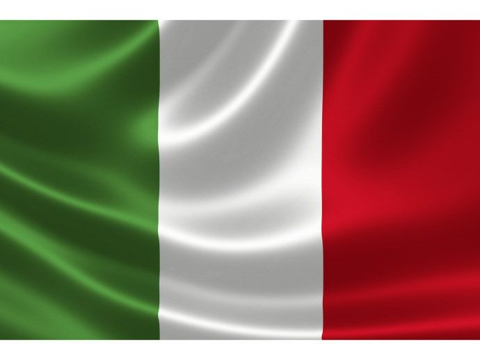 italianíssima-bandeira da itália