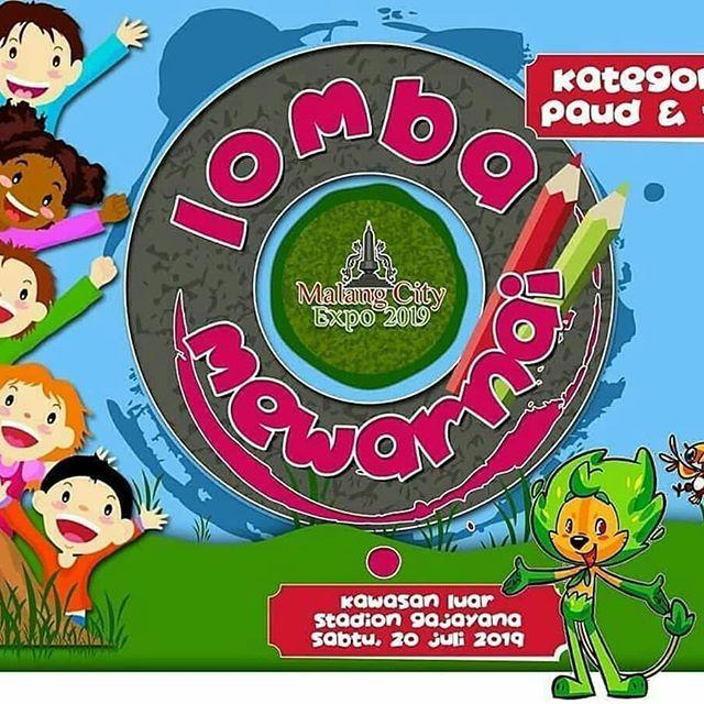 Pin Di Malang City Expo