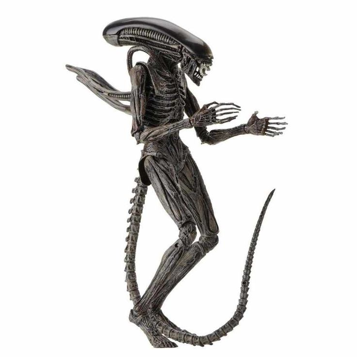 NECA Alien Covenant Xenomorph Action Figure