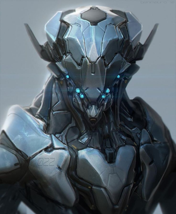 Sci-Fi Armor Concept Art | Forerunner/Spartan concept armor?
