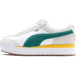 Puma Roma Amor Heritage Damen Sneaker weiß Puma