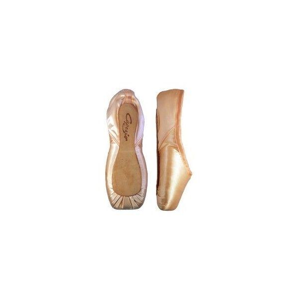 596c392bbe6 Capezio 317 Demi Pointe Shoe in medium and wide fittings - Dancing ...