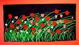 Artsonia Art Exhibit :: Kindergarten Poppy Fields