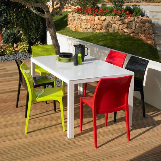 Dining Chairs 10 Of The Best Plastic Garden