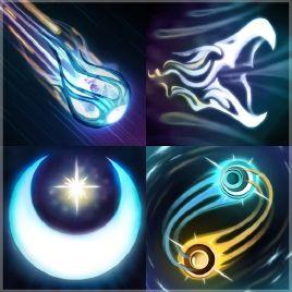 Huang's Umbra Ability Icons - Vengeful Spirit