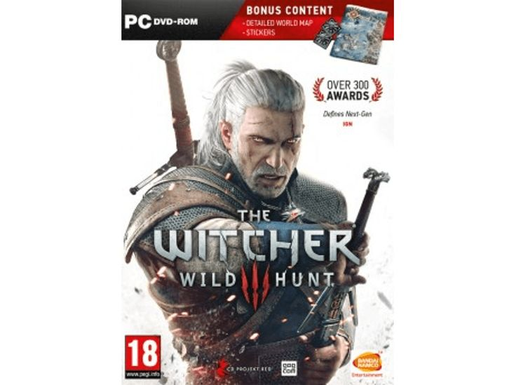 génial NAMCO The Witcher 3 - Wild Hunt GOTY UK PC chez Media Markt