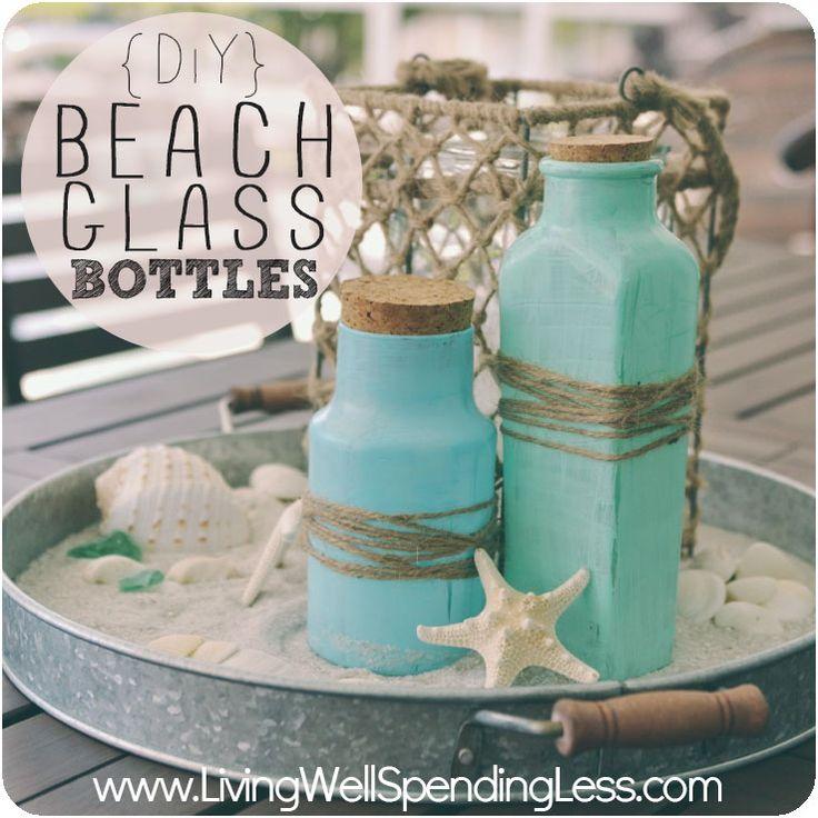 Beach Party Decorations Diy: 112 Best Ocean Crafts & Ideas Images On Pinterest
