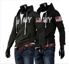 US Army Styled Hoodies – WILLSTYLE