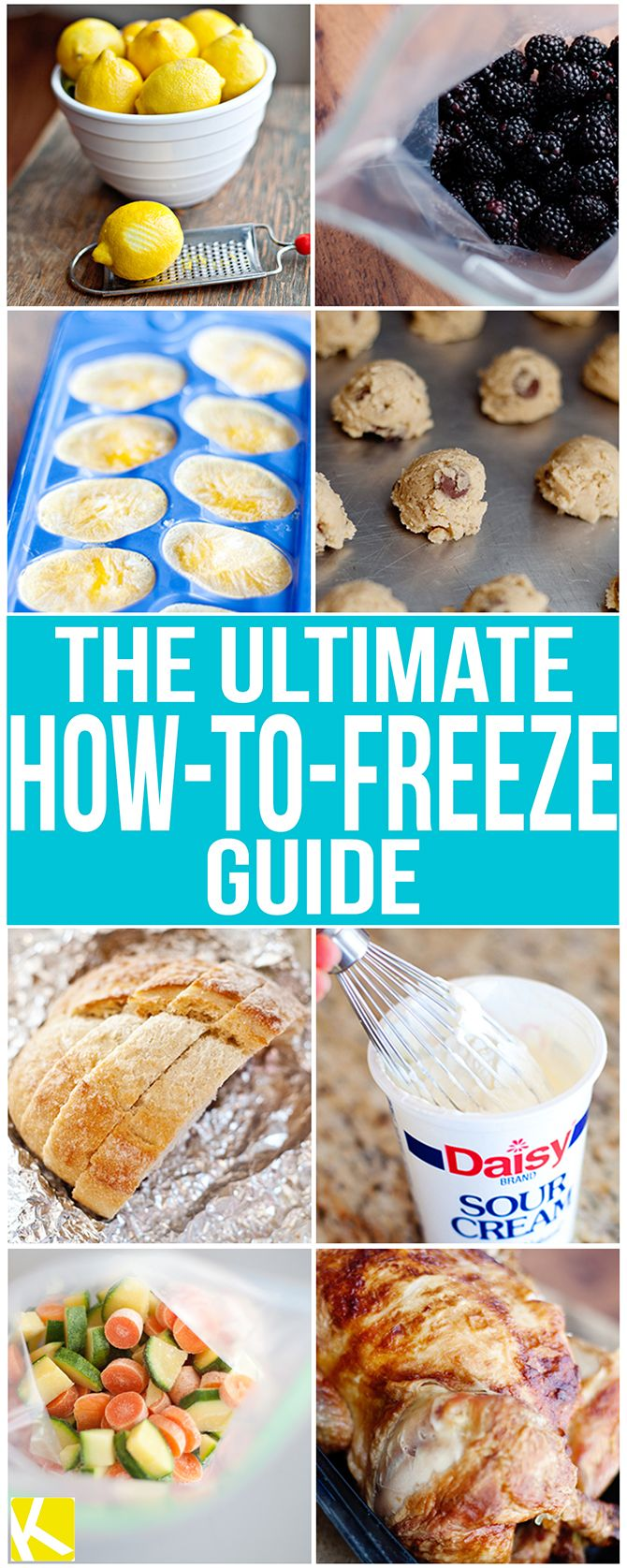 The Ultimate How-to-Freeze Guide