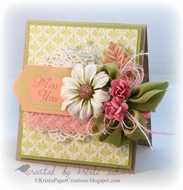 JustRite August Release-Dotted Fronds and Large Elegant Sentiments