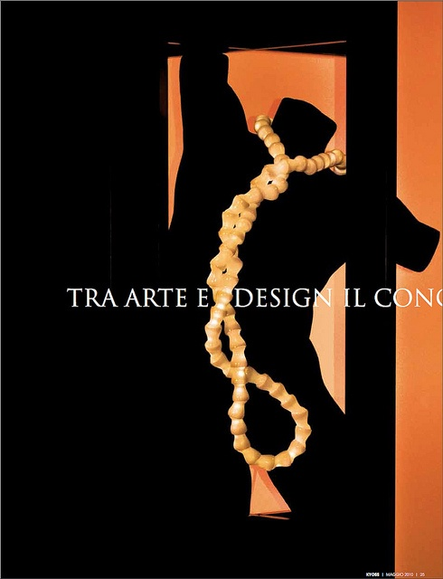 Tra arte e design © Kyoss All Rights Reserved DO NOT use or reproduce without permission. Thanks by kyossagenzia, via Flickr