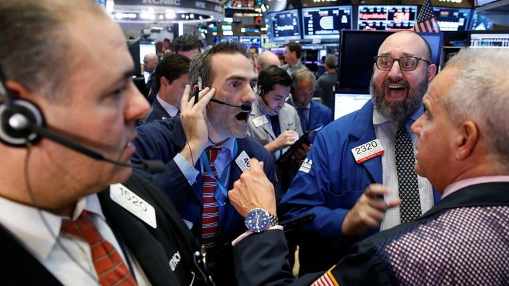 A day after voters sent Donald Trump to the White House, the expectation of less austerity and more pro-business policies propelled the Dow Jones Industrial Average to a new high at the opening bell Thursday.