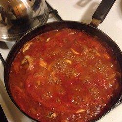 Mom's Best Spaghetti Sauce - Allrecipes.com