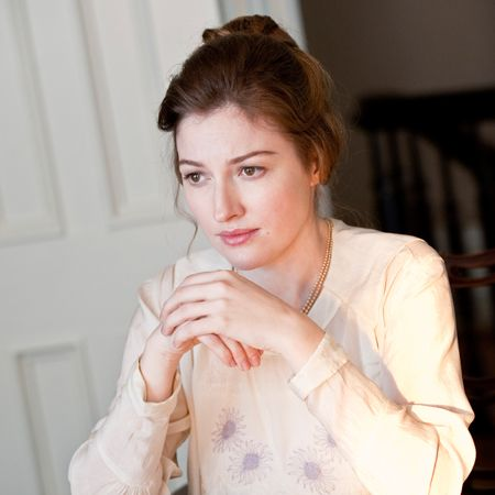 Claire? OUTLANDER absolutely must have a  slot for Kelly MacDonald! (Boardwalk Empire, Harry Potter...)