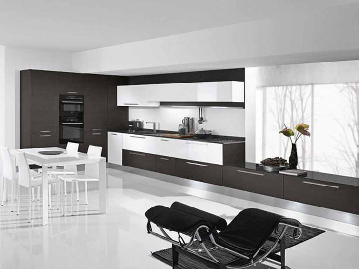 Beautiful Black And White Kitchens 141 best black and white home furnishings images on pinterest