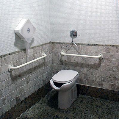 Banheiro para Deficientes - Dicas de Projeto - NOTÍCIAS   DeficienteOnline.com.br