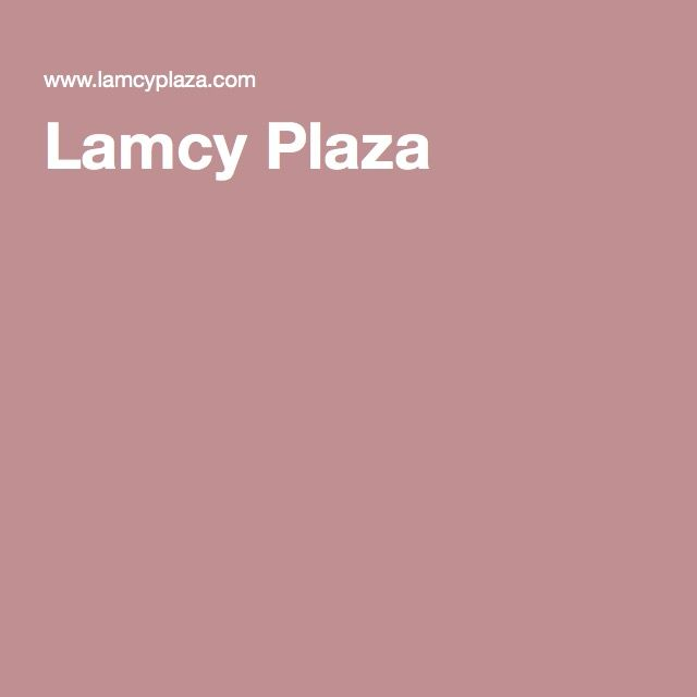 Lamcy Plaza // cinema with slightly differing selection