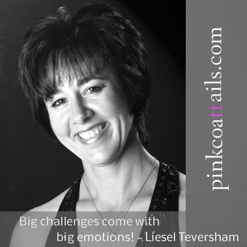 Podcast: Big challenges come with big emotions.  Listen as Liesel shares her background around suppressed emotions, depression and learning EFT to manage emotional challenges.