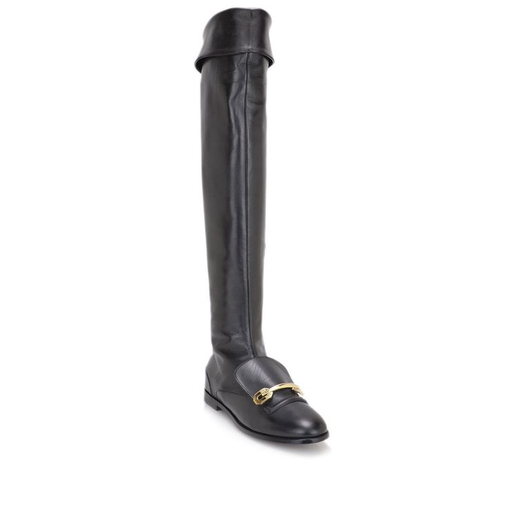 Mirella Leather Boot by Bruno Magli
