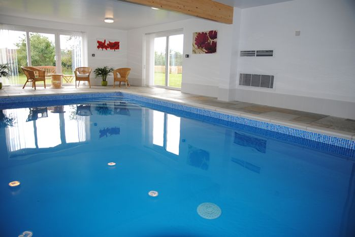 Gray Manes luxury holiday accommodation in Somerset with indoor pool