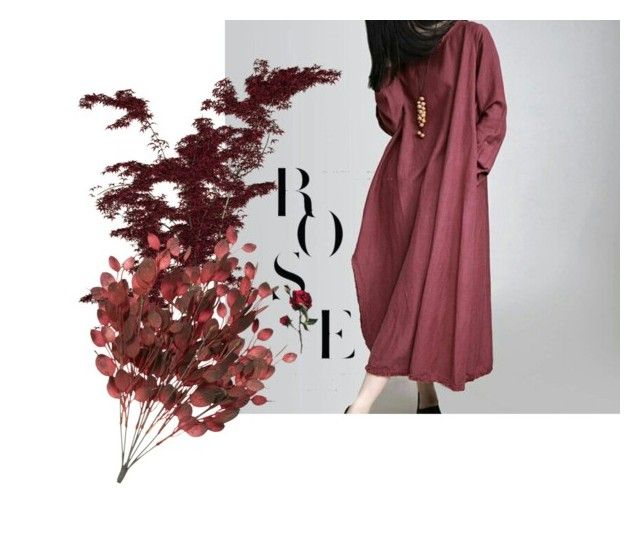"""""""rose"""" by moetho-barbhatully on Polyvore"""