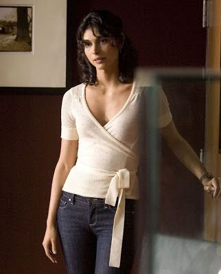 Celebstop: MORENA BACCARIN alias ADRIA - Another Girl In The Series 'Stargate - SG-1'- Random Pic