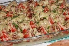 Барский ужин быстрого приготовления на всю семью - Jemchyjinka.ru