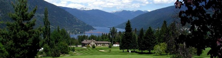 Granite Point Golf Course Nelson BC