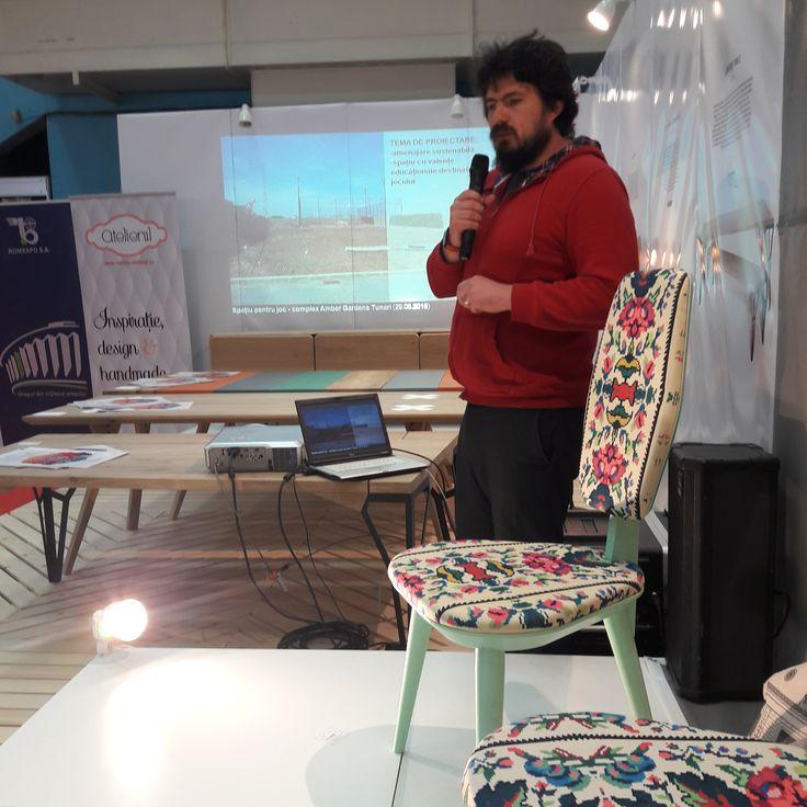Review: Conferinţa Ambient Expo. Interior. Exterior. Tendinţe | Revista Atelierul