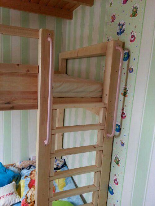 best 25 hochbett bauen ideas on pinterest mezzanine. Black Bedroom Furniture Sets. Home Design Ideas