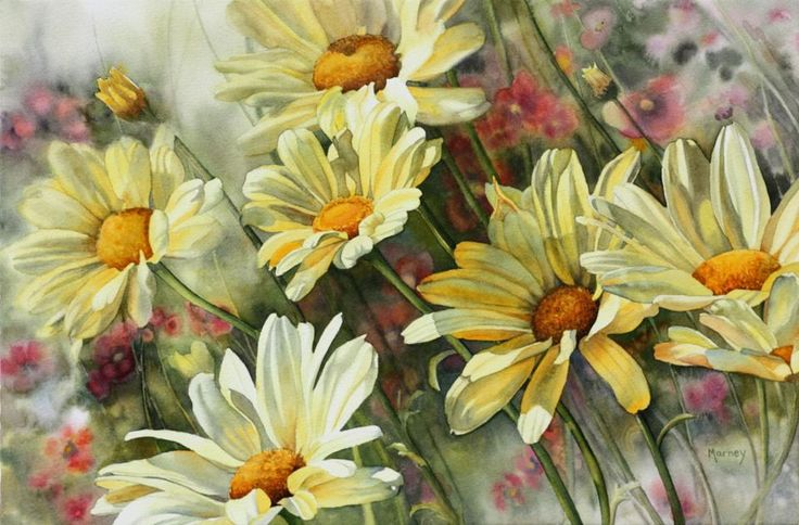 Marney Ward...love her watercolors....this especially....