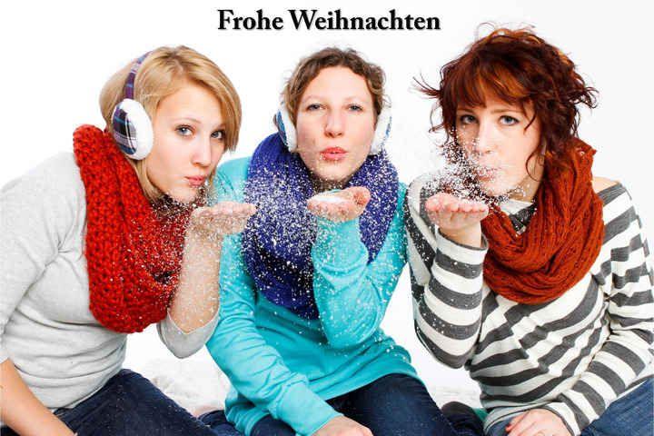 fingerbook Omi Weihnachten von Tanja P.