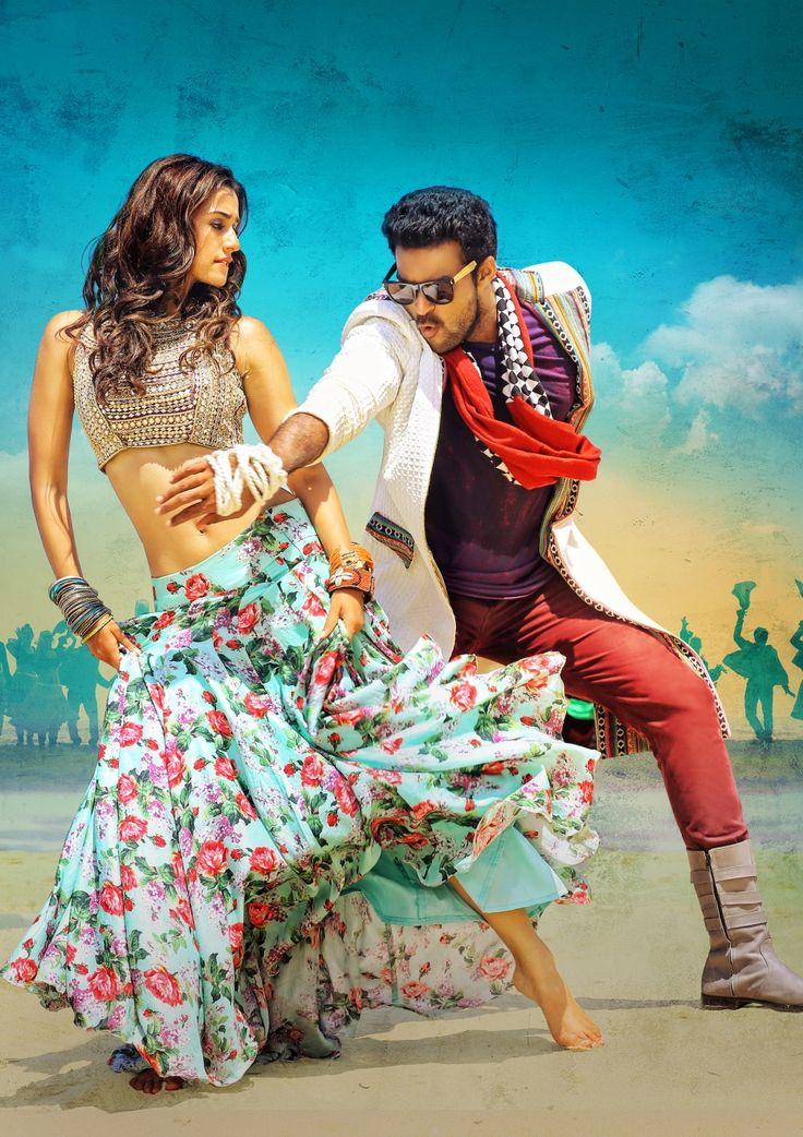 Varun Tej and Disha Patani in Loafer movie stills