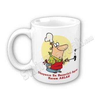Aşçılara veya yemek yapmayı seven erkeklere özel hediye sihirli kupa bardak ile ona özel olduğunu hissetirebilir, çay ve kahve keyfini daha keyifli bir hale dönüştürebilirsiniz.    http://www.sihirlibardak.com/mesleki-tasarimlar/ascilara-ozel-sihirli-bardak.html