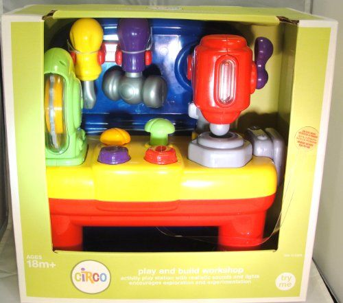 Circo Play and Build Workshop by Infantino *** Check this awesome product by going to the link at the image.