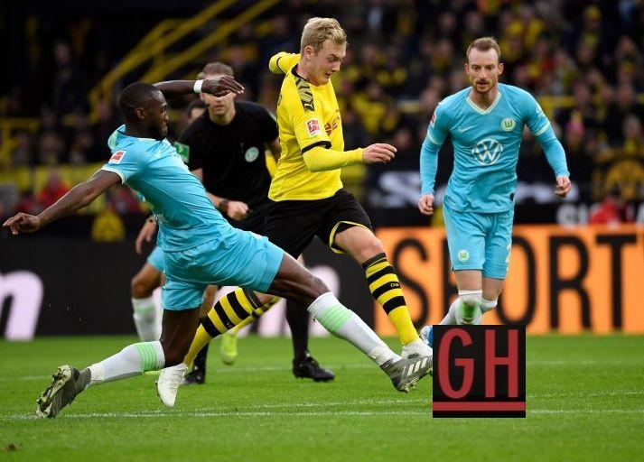 Borussia Dortmund 3 0 Wolfsburg Borussia Dortmund Dortmund Wolfsburg
