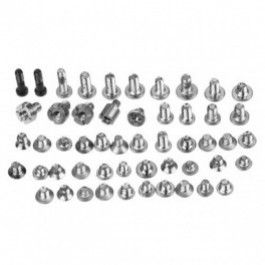 iPhone 5C Complete Replacement Screw Set  Kit Includes: • iPhone 5C Complete Replacement Screw Set