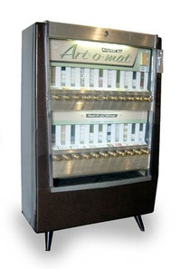 Buy Vintage Cigarette Vending Machine
