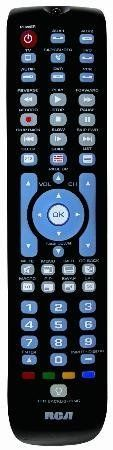 Rca Eight Device Learning Universal Remote Control With Macro Support Backlighting Dvr Functions by RCA. $29.99. Simplifies device setup with automatic, brand, manual and direct code search methods.  Expanded DVD and DVR capabilities.  Ergonomic, thin design.  Controls TV, SAT/CBL/DTC, DVD, AUDIO, DVR, VCR, AUX1, AUX2.  Menu and Guide support.  Volume and transport. Save 46% Off!
